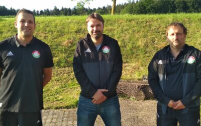 Neues Trainerteam für die SpVgg Andelsbach